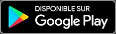 Badge bilingue Disponible dans Google Play