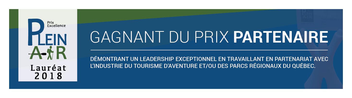 Prix Partenaire 2018