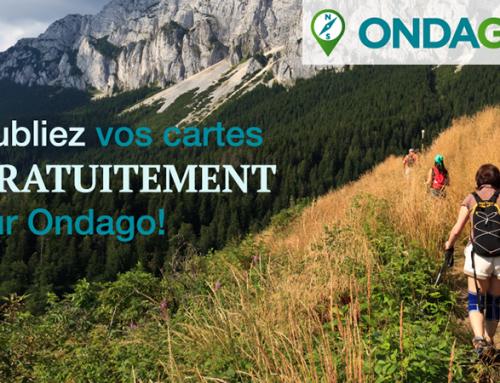 Publish you maps for free on Ondago!
