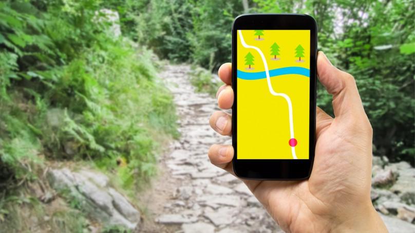 Présentation application mobile Ondago image Revue Espaces