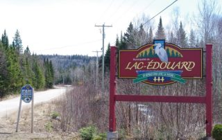 Lac Édouard, application mobile, android, iOS, apple, iTunes