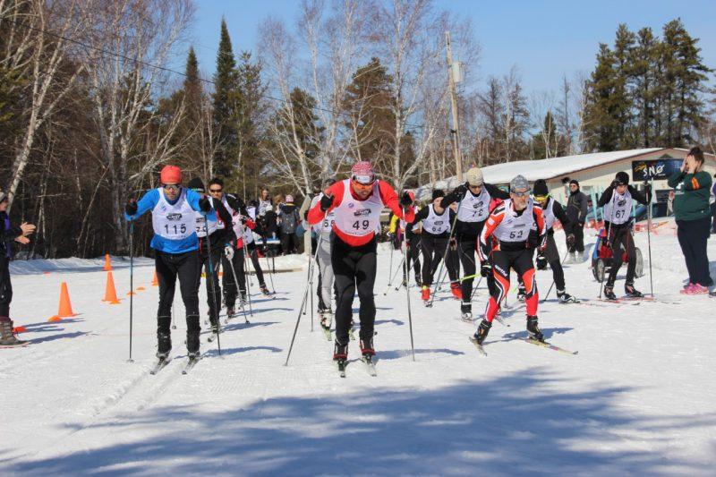 Ski de fond Amos