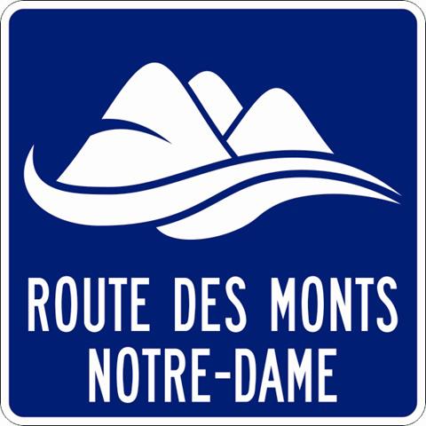 Route des Monts Notre-Dame